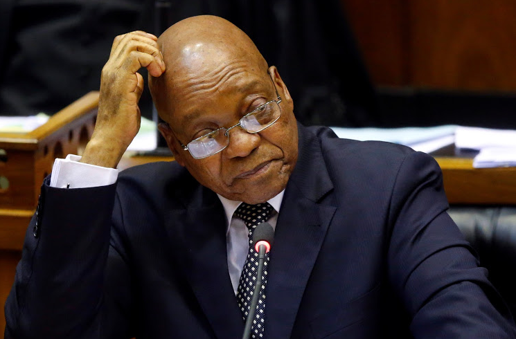 """Zuma: """"Many South Africans Overlooking Judicial Abuse Because They Don't Like Me""""-SurgeZirc SA"""