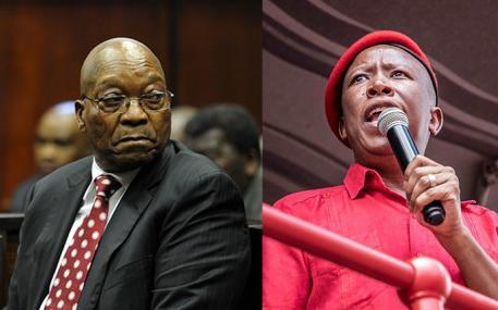 Jacob Zuma Commands ANCYL Not To Block Julius Malema From Nkandla-SurgeZirc SA