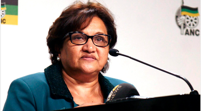 """ANC's Duarte Apologises To Zondo Over Her Comments: """"No Disrespect Intended""""-SurgeZirc SA"""