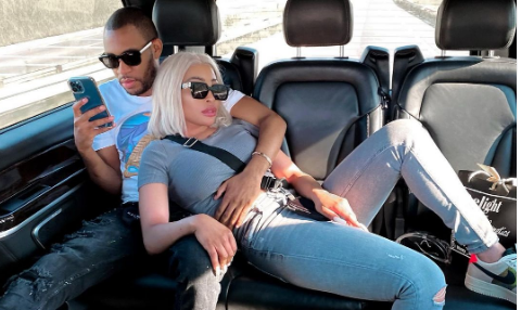 Khanyi Mbau Head Over Heels In Love With Her Fugitive Lover-SurgeZirc SA