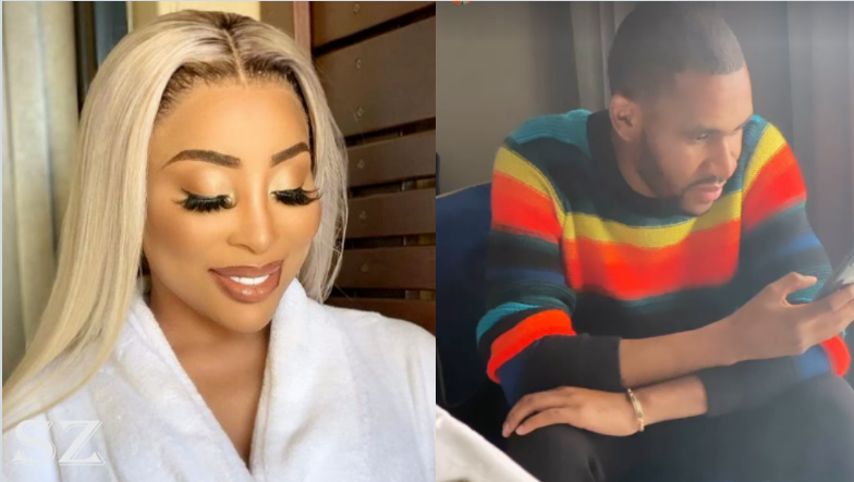Khanyi Mbau Finds Love In The Arms Of A Zimbabwean Man-SurgeZirc SA