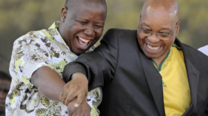 Malema May Form Union Against Zondo Inquiry After Meeting Zuma-SurgeZirc SA