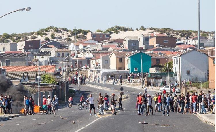 Multiple Children Shot During Cape Town Fatal Gang Violence-SurgeZirc SA