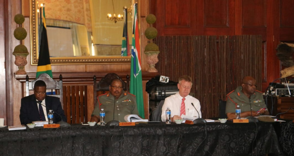 DA Wants SANDF Heads To Roll Over Dodgy R200m Covid Drug Debacle-SurgeZirc SA