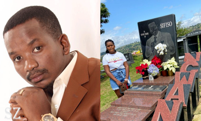 Sfiso Ncwane Reunites With His Daughter After Death-SurgeZirc SA