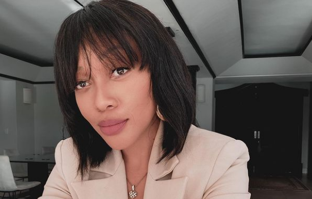 "Thando Thabethe Buys Her Mom Her ""Dream Home""-SurgeZirc SA"