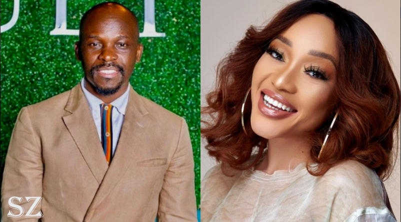 Thando Thabethe And Her Nigerian Boo Back Together (Pics)-SurgeZirc SA