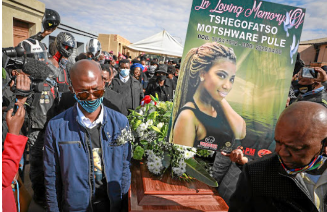 Father of Tshegofatso Pule's Unborn Child Arrested For Her Murder-SurgeZirc SA