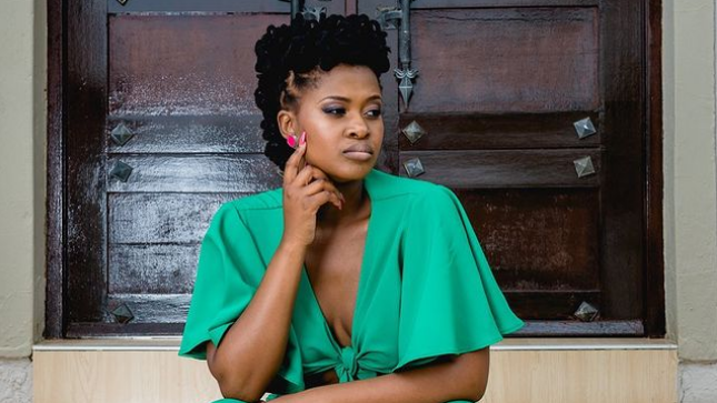 Zenande Mfenyana Asked To Step Down From Church Duties After Falling Pregnant???-SurgeZirc SA