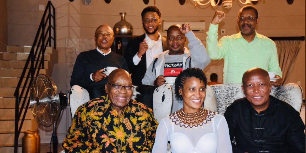 "Duduzile Zuma Unshaken: ""We Are Not Afraid Of Cowards, The Gate Is Open""-SurgeZirc SA"