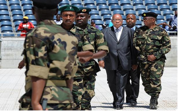 "MKMVA Head For Nkandla Tea: ""We Will Support Zuma Until Death Do Us Part""-SurgeZirc SA"