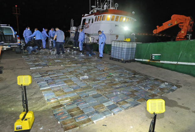 10 Foreign Nationals Arrested After Cocaine Ship Raided On Cape West Coast-SurgeZirc SA