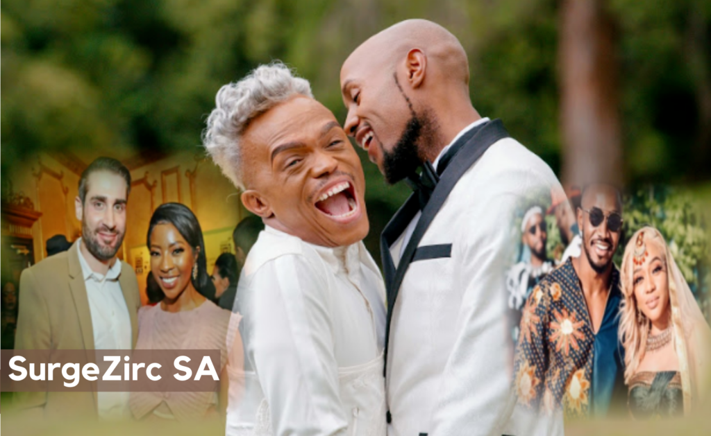 13 Mzansi Celebrity Relationships Which Were Doomed From The Word Go-SurgeZirc SA
