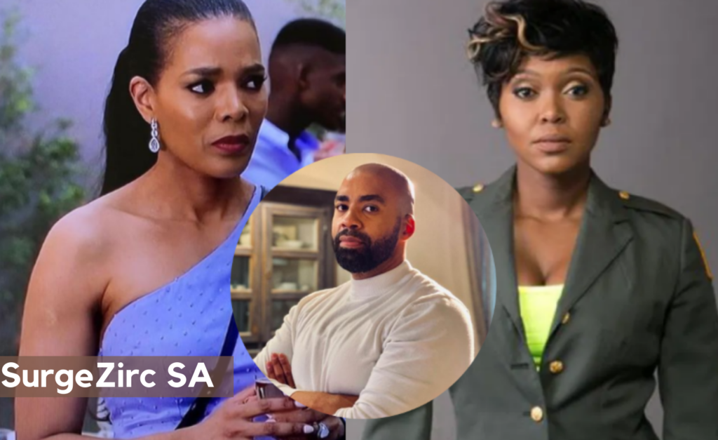 Fans Convinced Connie Ferguson Killed Generations' Kagiso's Career After Her Husband Allegedly Impregnated Her-SurgeZirc SA