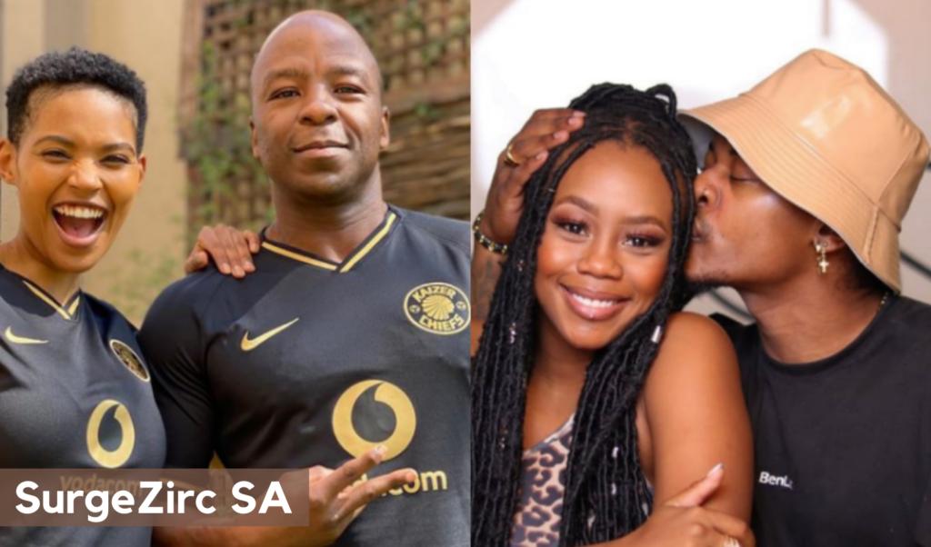 Six Celebrity Couples That Make Mzansi Believe in True Love-SurgeZirc SA