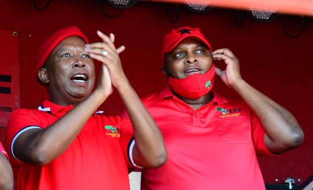 Malema Applauds Shivambu's Brave Political Decisions (Video)-SurgeZirc SA