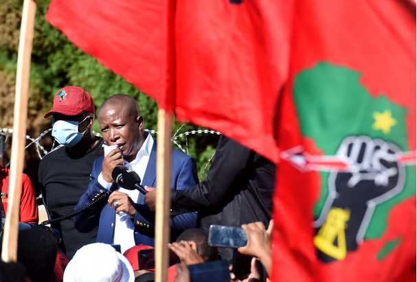 "Malema Slams Police Ministry for Mthokozisi Ntumba's Death: ""They Hate Black People""-SurgeZirc SA"
