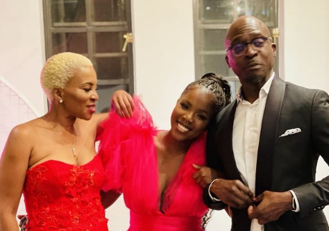 Back Together? Malusi Gigaba Flaunts First Wife After Spending Time Together-SurgeZirc SA
