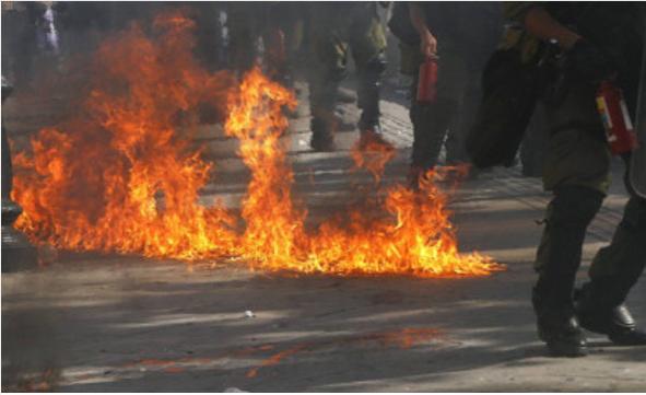 Nurse Burnt In Pretoria  Petrol Bomb Attack-SurgeZirc SA