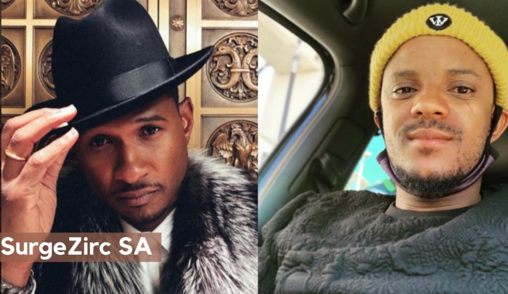 Usher Jams To Kabza De Small's Track And Mzansi Can't Deal...-SurgeZirc SA