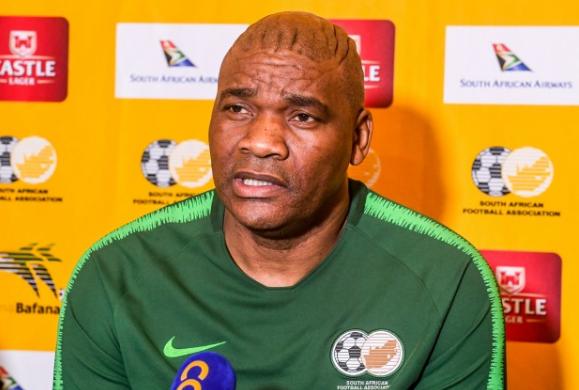 Molefi Ntseki Axed As Bafana Bafana Coach-SurgeZirc SA
