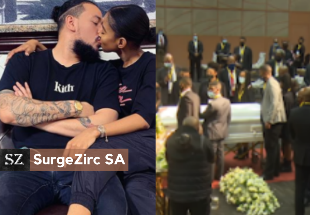 WATCH| Funeral service of AKA's fiancée Nelli Tembe-SurgeZIrc SA