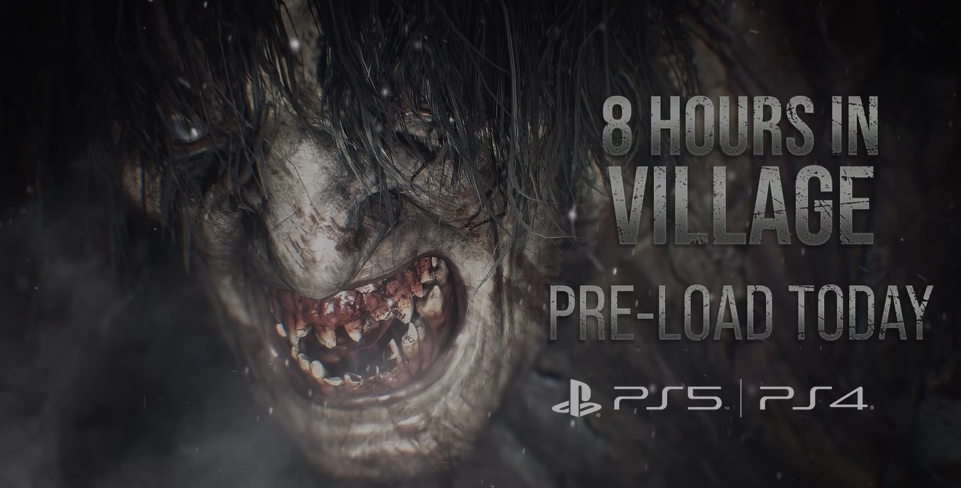 Resident Evil Village Demo Is Coming Soon, But First On PS4 & PS5 - SurgeZirc SA