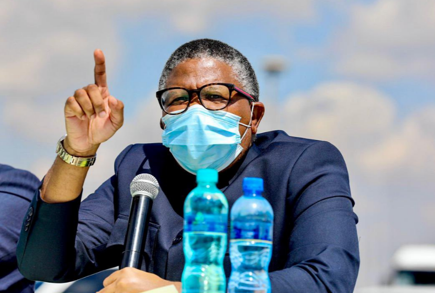 """Mbalula: """"We Can't Become A force Within The ANC, There Is Only One ANC""""-SurgeZirc SA"""