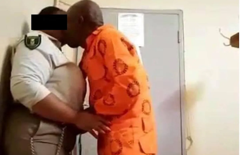 KZN Prison Warden In Viral Sex Video Fired And Inmate Sent To Maximum Security-SurgeZirc SA