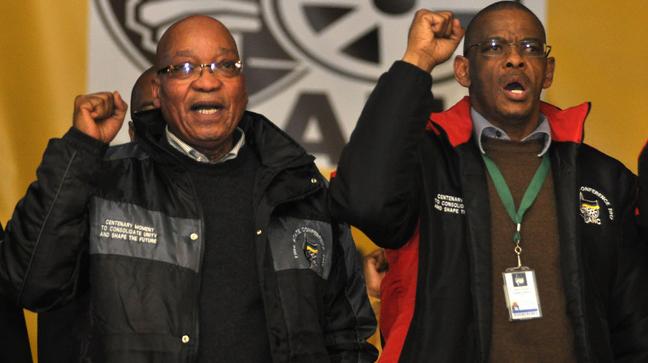Magashule And Zuma Supporters Set To  Shut Down SA  Next Week-SurgeZirc SA