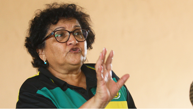 Leaked Audio Reveals How Jessie Duarte Advised Jacob Zuma Not To Appear Before State Capture Inquiry-SurgeZirc SA