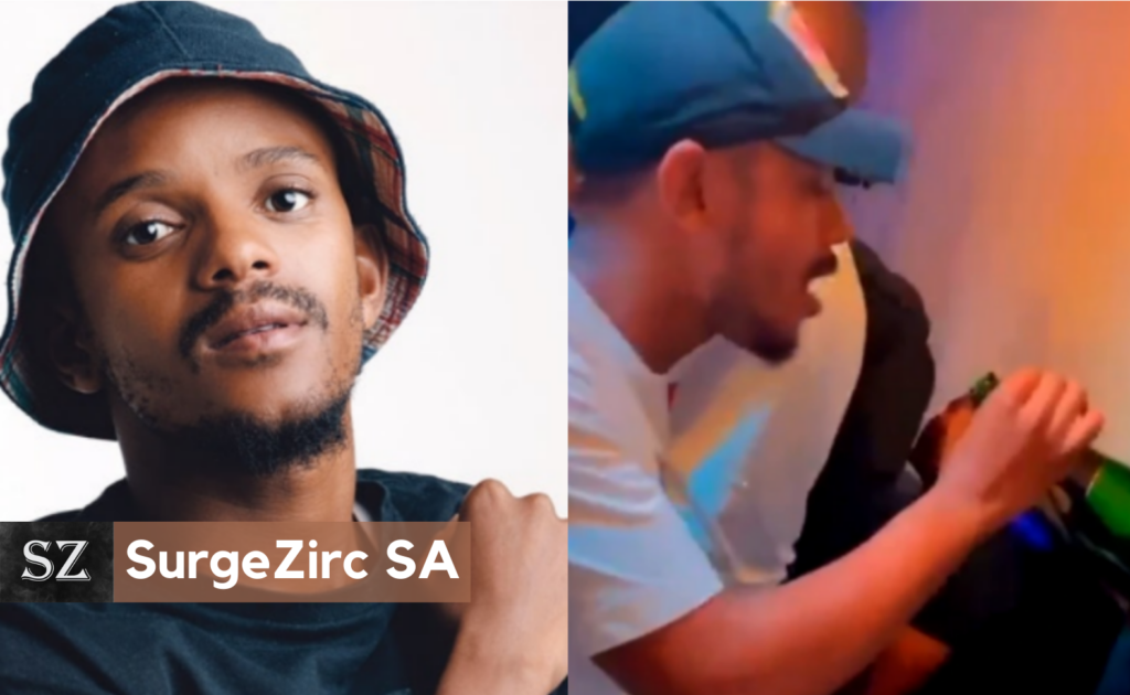 Fans Suspect Kabza De Small Is Gay After Performing Sexual Dance On A Man-SurgeZirc SA