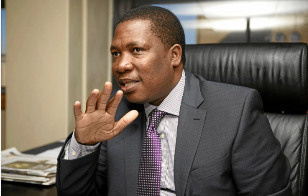 Lesufi Claims Secret Tender Fraud Recording Was Tampered With-SurgeZirc SA