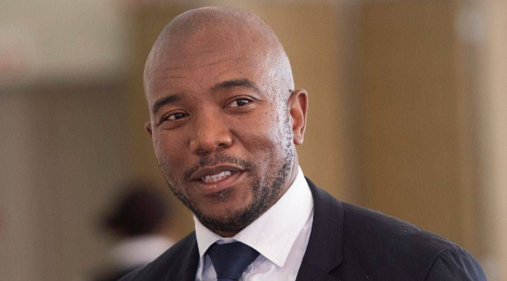 "Mmusi Maimane Says His Offended By Tony Leon Calling Him ""Experiment Gone Wrong""-SurgeZirc SA"