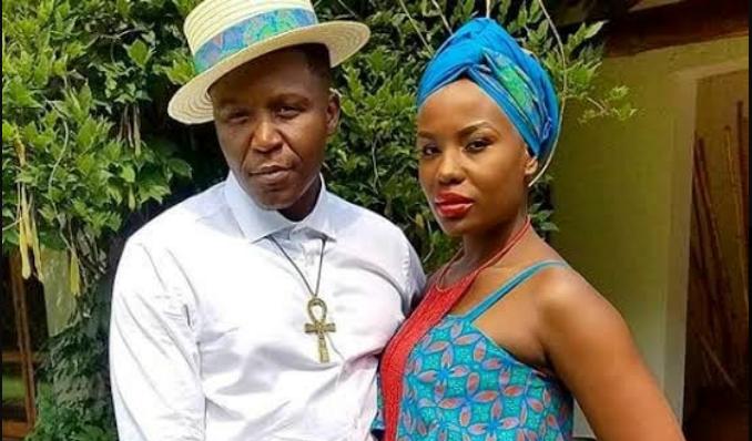 """Please Get Back Together!"" Fans Beg Mona Monyane And Ex-Husband Khulu Skenjana To Reunite-SurgeZirc SA"
