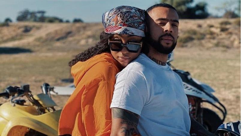 Nadia Nakai Pranks Fans Into Believing She's Dating American Rapper-SurgeZirc SA