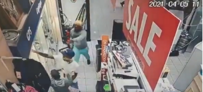 Watch: Suspects Rob KZN Cash Crusaders Robbery And Make Off With Valuables-SurgeZirc SA