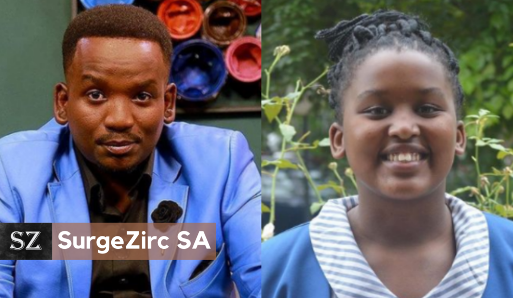 Sfiso Ncwane's Daughter Dazzles SAns With Her Magical Voice-SurgeZirc SA