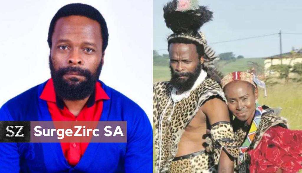 "Halala!!! Uzalo Star Sibonile ""Khathaza"" Ngubane Marries His Girlfriend 26 Years (Pics)-SurgeZirc SA"