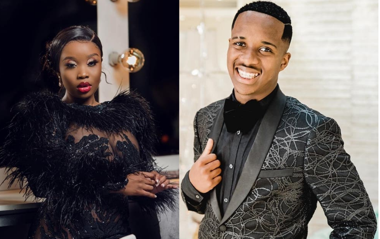 Watch Andile Mpisane's Baby Mama Sithelo Almost Went Into Labour During Her Baby Shower-SurgeZirc SA
