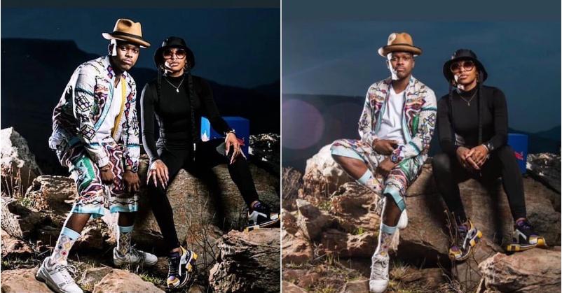 DJ Zinhle's Ben 10 Murdah Bongz Pens Heart Felt Message For Her-SurgeZirc SA