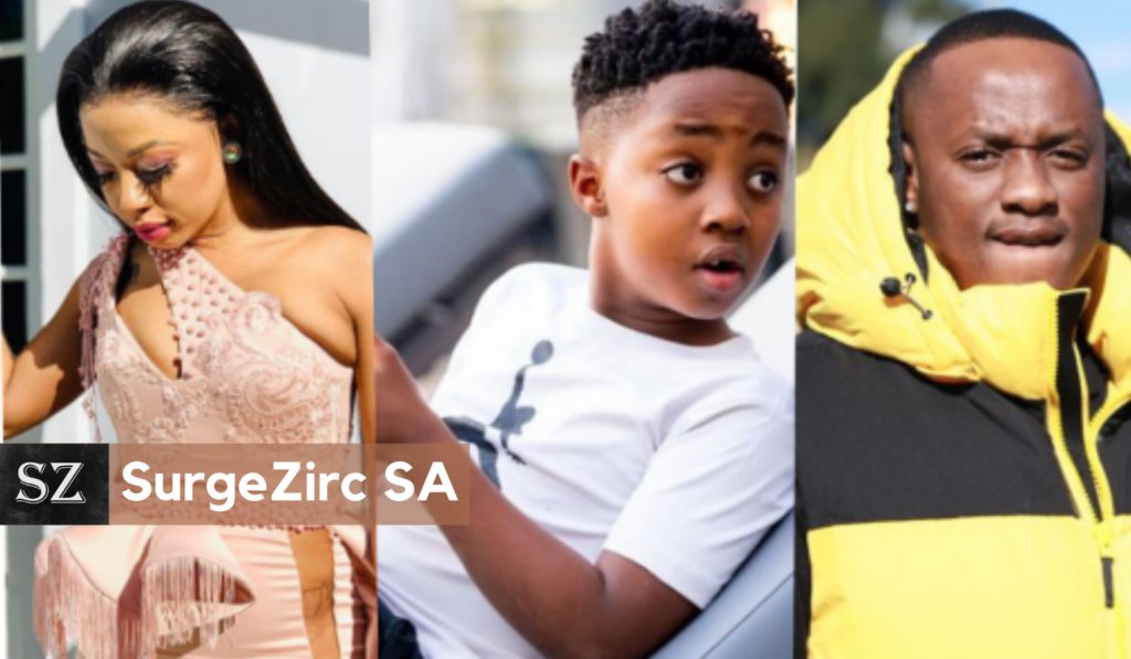 Kelly Khumalo Exposes Jub Jub Of Not Knowing When Their Son Was Born-SurgeZirc SA