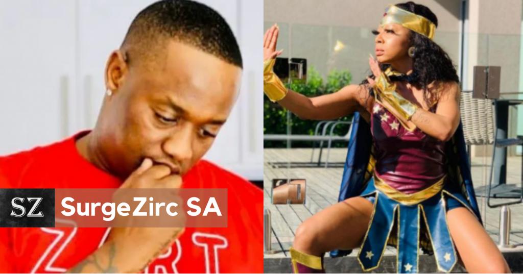 "Kelly Khumalo: ""I Was Introduced To Drugs By Jub Jub"" (Video)-SurgeZirc SA"