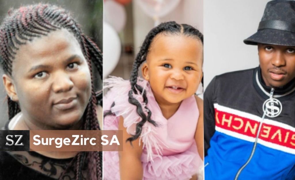 Sithelo And Andile Mpisane's Daughter Look Just Like Mamkhize-SurgeZirc SA