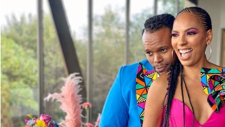 Watch| Tumisho Masha And Chantel's Traditional Wedding-SurgeZirc SA