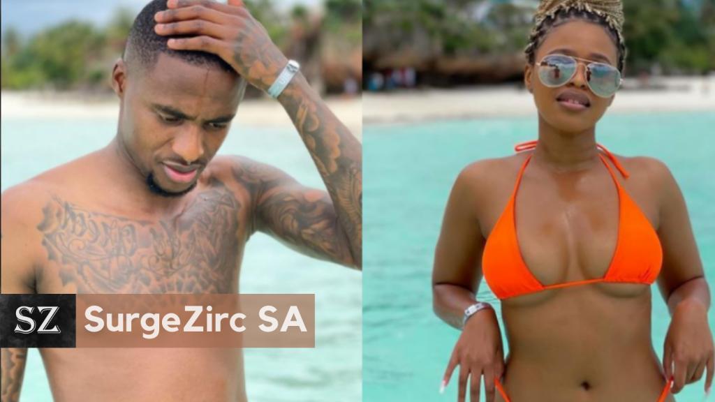 New Couple Alert!!! Natasha Thahane And Thembinkosi Lorch Spotted In Zanzibar Together-SurgeZirc SA