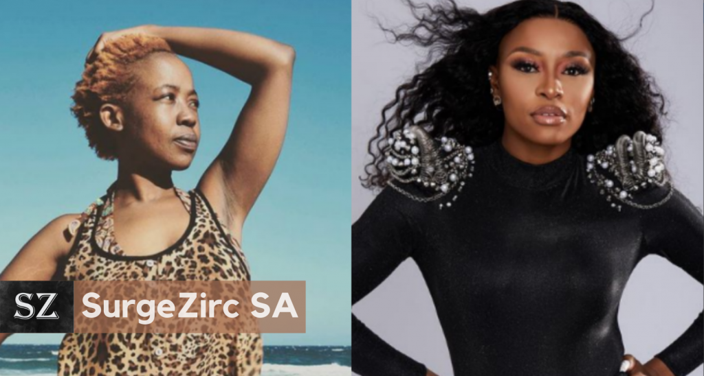"""Ntsiki To DJ Zinhle: """"Selling Weaves Is No Different To Selling Drugs""""-SurgeZirc SA"""