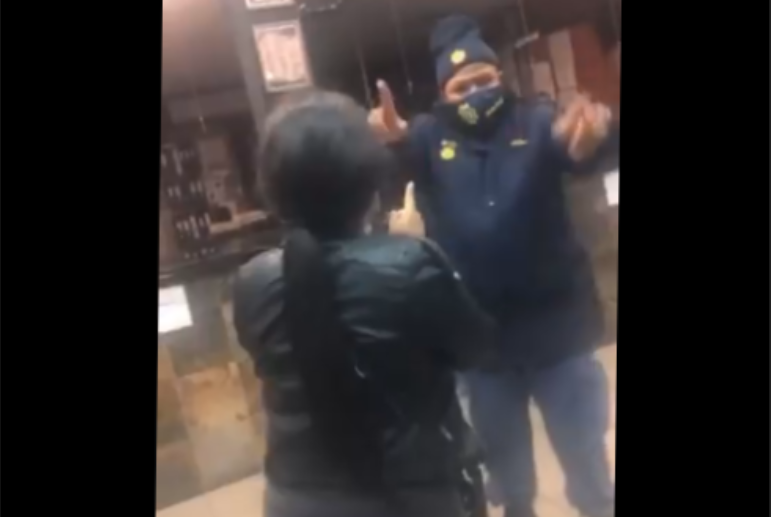 SAPS Officers Harass And Pepper Spray Victims Who Came To Open A Case -SurgeZirc SA