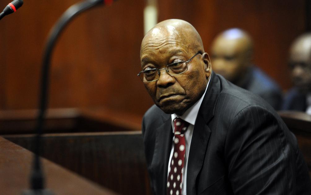 DA Asks Court To Declare Zuma's Parole Unfair And Illegal-SurgerZirc SA