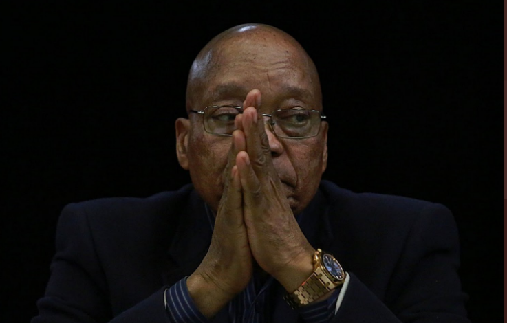 """Edward Zuma Makes Demands To The State: """"Release Zuma With No Conditions""""-SurgeZirc SA"""